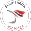 Flameback Eco Lodge Hotel Logo